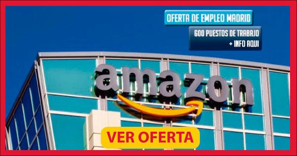 ofertas de empleo en madrid, trabajo, portal de empleo